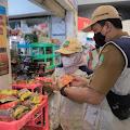 Jelang Hari Raya Idul Fitri, Disperindagkop-UKM Sidak Pasar Dan Pastikan Stok Aman