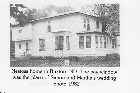 Buxton Nd house