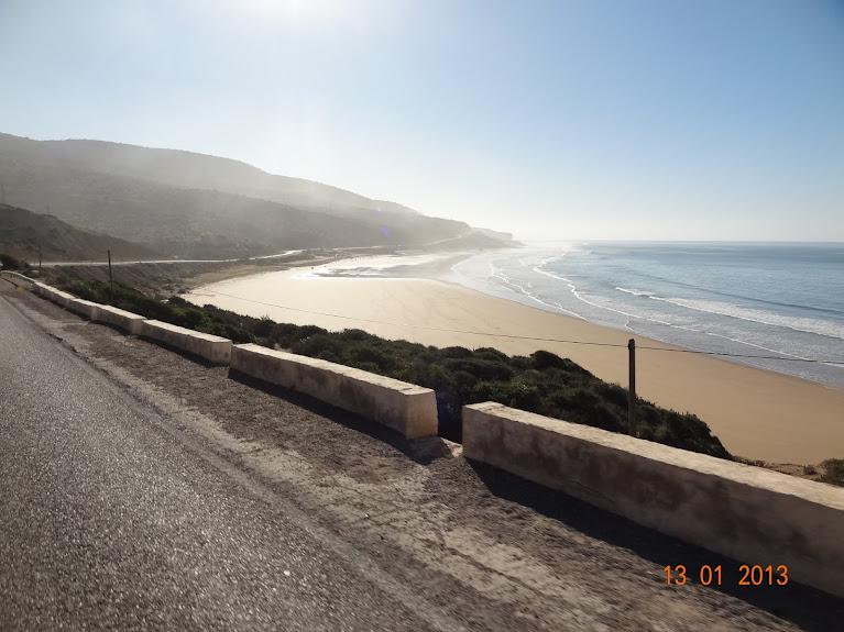 Marrocos e Mauritãnia a Queimar Pneu e Gasolina - Página 3 DSC05624