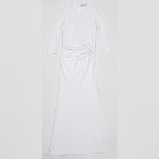 Givenchy White Gown