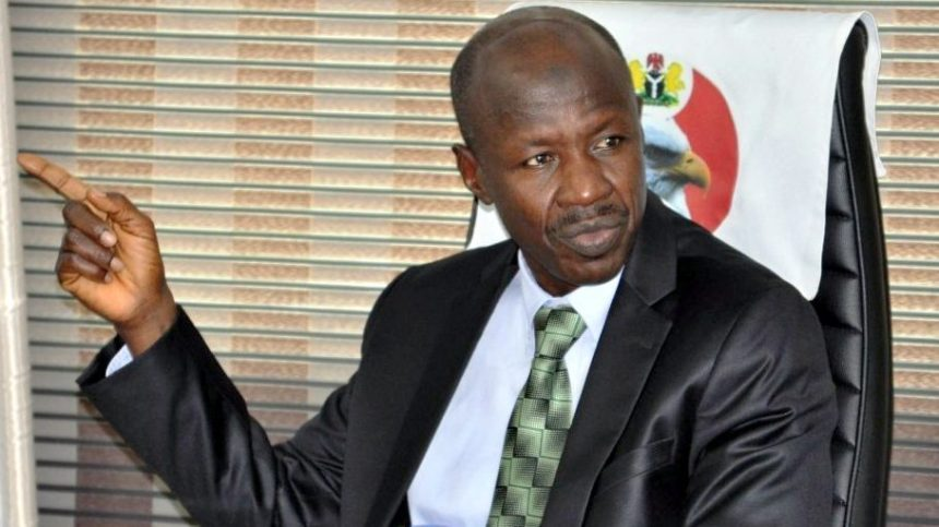 Suspended EFCC Chairman Magu Released
