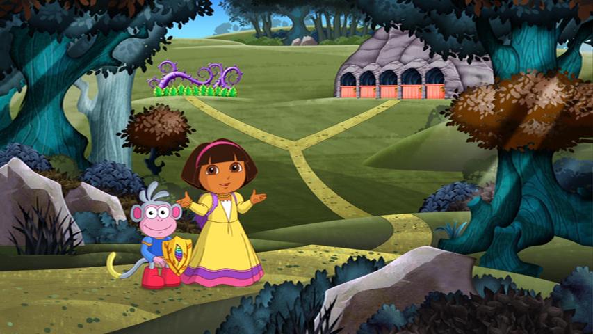 Dora La Exploradora Dvd
