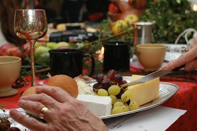 Medieval Banquet 2007