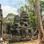 Angkor - Tempel Banteay Kdei