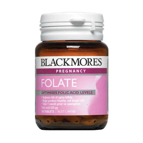 blackmores folates sebagai sumber asam folat