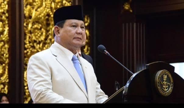 Motif Nyerang Prabowo