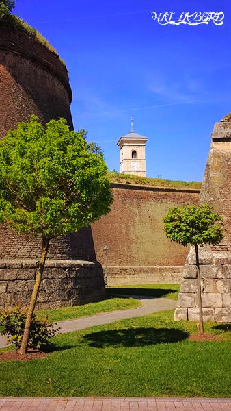 zid cetatea alba iulia