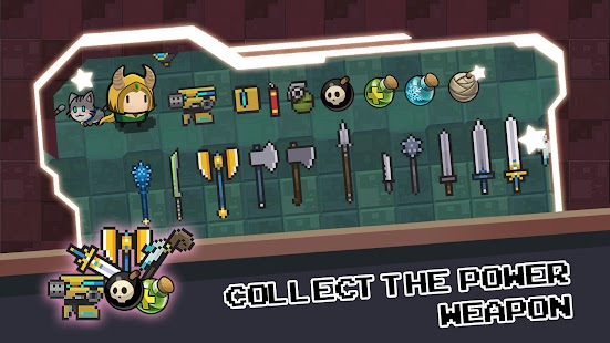 Heroes Soul: Dungeon Shooter Screenshot