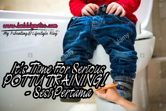 It's Time For Serious POTTY TRAINING!–Sesi Pertama (2)