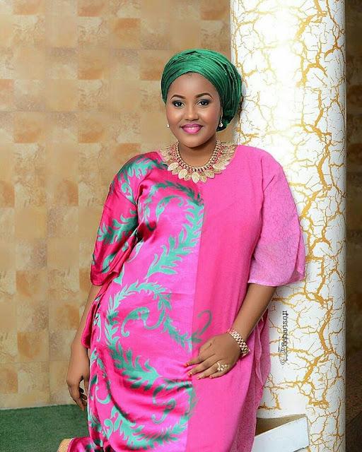 adizatou-1491196760890 Kannywood: Jaruma Hadiza Gabon Tace Zata Fara Yin Fim A Hollywood Ta America Indai Za'a Tanadar Mata Hijabi