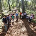 Planinarska škola - kretanje u planinama