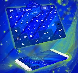 transparent Keyboard - náhled