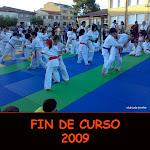 EXHIBICIÓN FIN DE CURSO VÍCTOR MENDOZA 2009