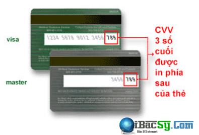 Thẻ Mastercard và thẻ Visa dùng để làm gì? + Hình 9