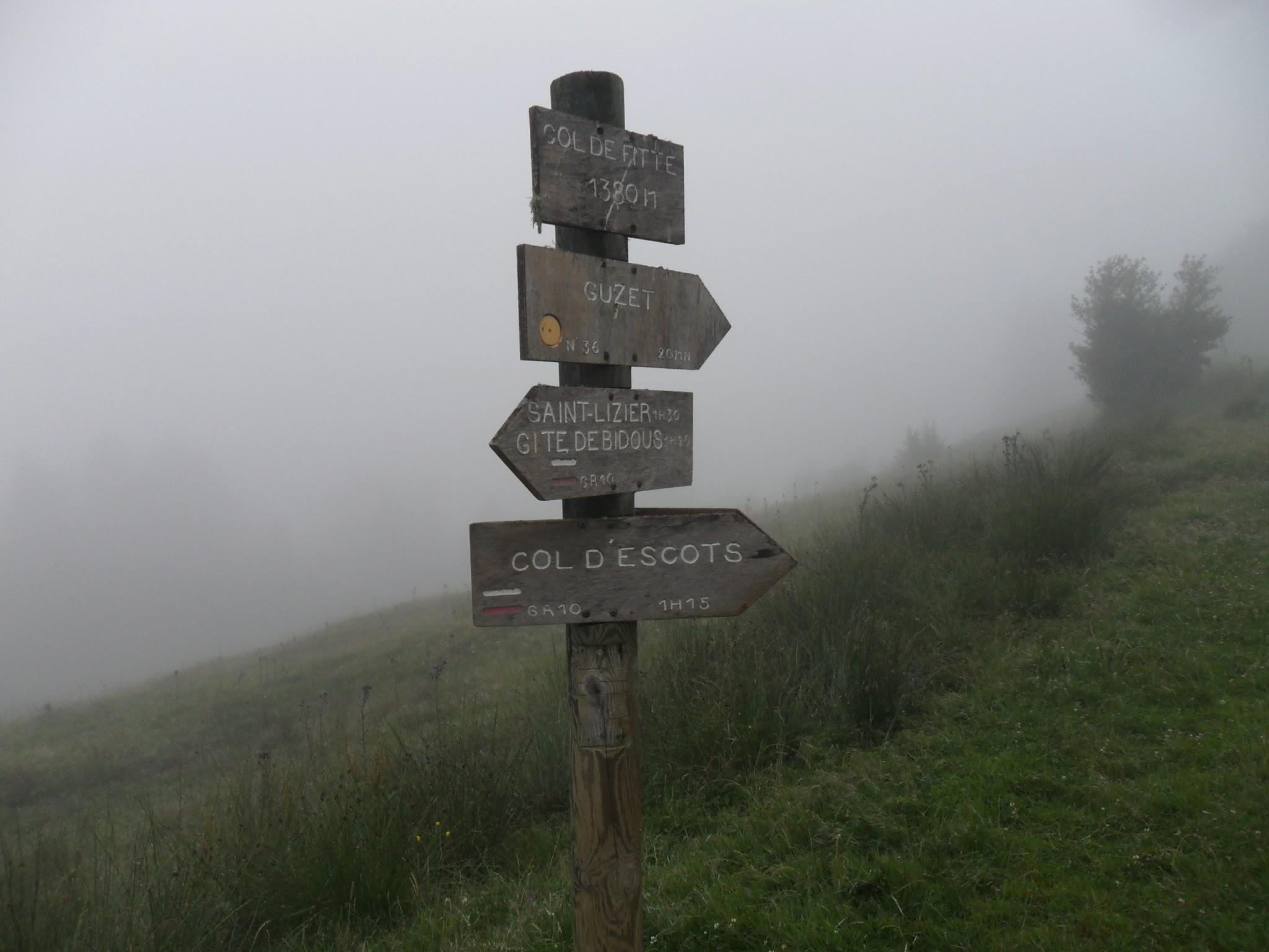 Col de Fitté