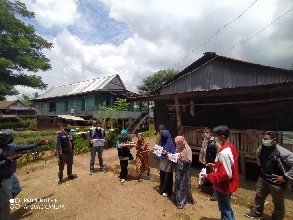 Ditengah Polemik Covid-19, Legislator DPRD Soppeng Sumbangkan Gajinya