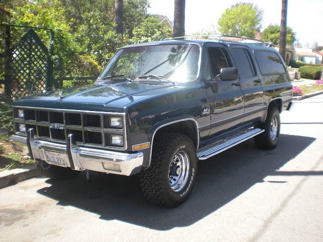 82 gmc sierra 4x4 6 2l v8 detroit diesel banks turbo. Black Bedroom Furniture Sets. Home Design Ideas
