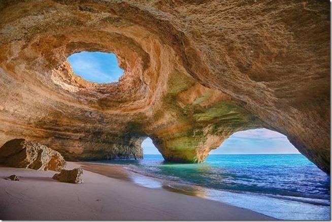 Caverna-Benagil-Algarve