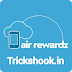 Air Rewardz App Unlimited Trick:Refer & Earn Rs.10 Per Referral