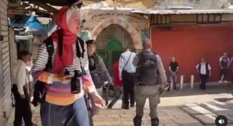 Viral Polisi Israel Ganggu Perempuan Palestina, Tarik Hijab Sampai Lepas