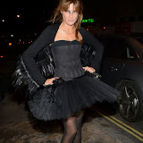 WWW.ENTSIMAGES.COM -      Jemima Khan    at   The UNICEF Halloween Ball at One Mayfair, 13 North Audley Street, London, October 31st 2013                                               Photo Mobis Photos/OIC 0203 174 1069