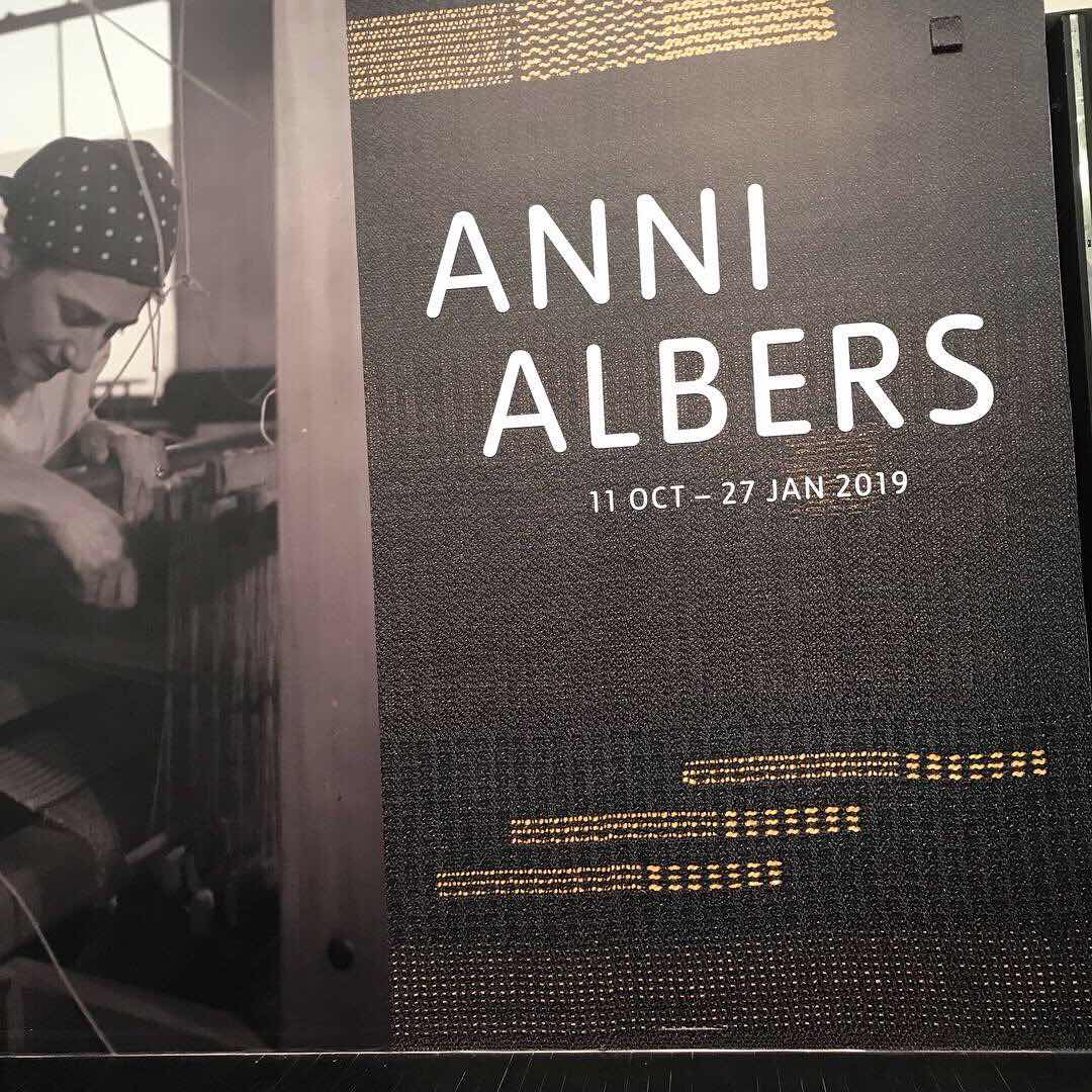 Anni Albers exhibition