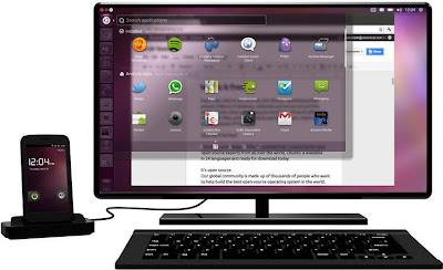 Si no sabes qué es Ubuntu for Android, este vídeo te lo explica