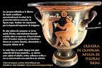 Cerámica apulia: Crátera de campana. Cultura griega