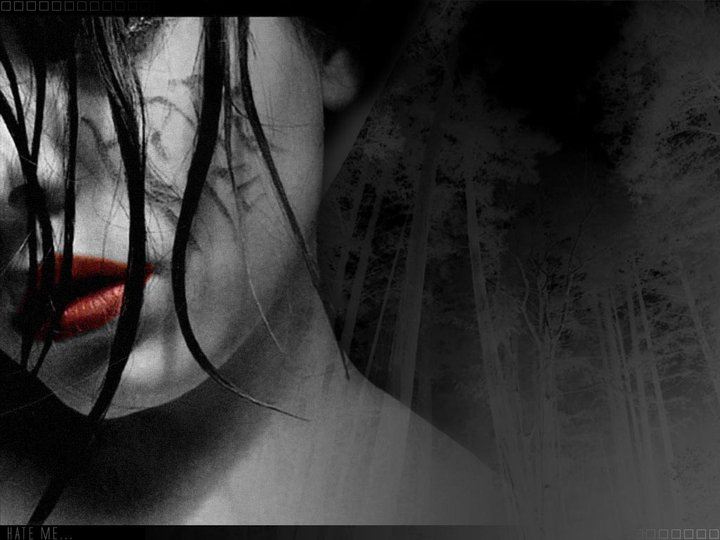 Dark Scarmed Face, Night Magic