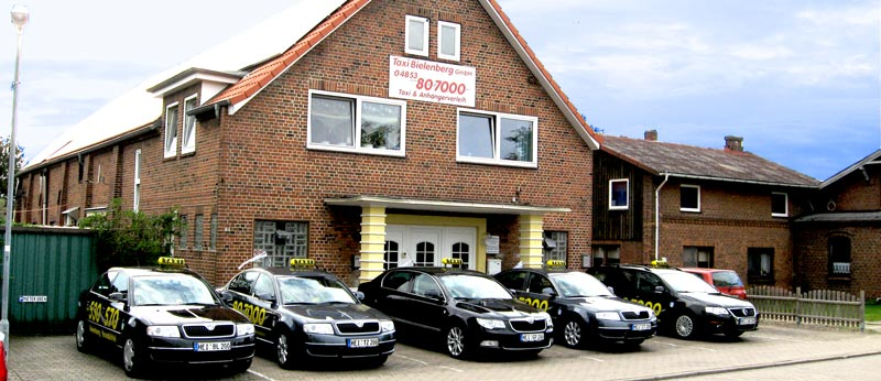 Bielenberg Taxi St. Michaelisdonn