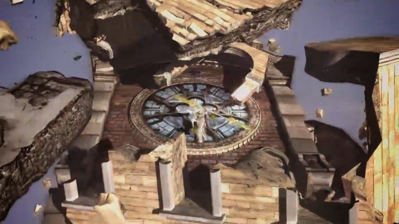 Nintendo khoe game mới Bayonetta 2  - Ảnh 2