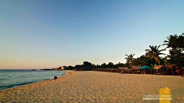 Patar White Beach Bolinao