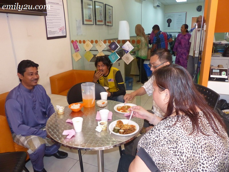 NSTP Perak Hari Raya Open House