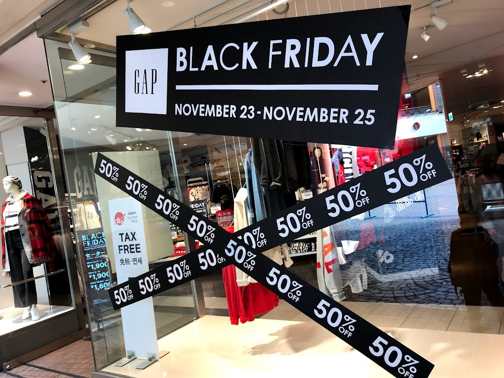 gap black friday 2018