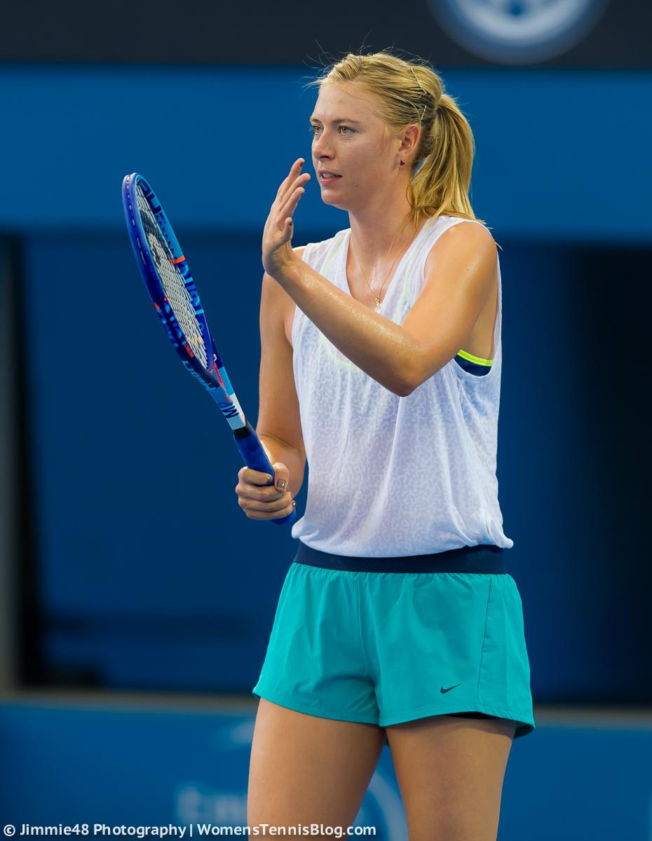 15 Minutes with Maria Sharapova in Brisbane – Gallery ...