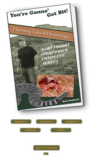 Harrowing Tales of Herpetology