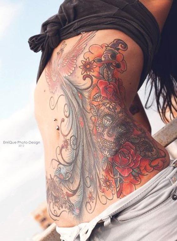 phoenix_estmago_tatuagem