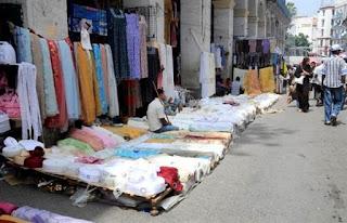 Marchés informels: net recul dans la wilaya d'Alger