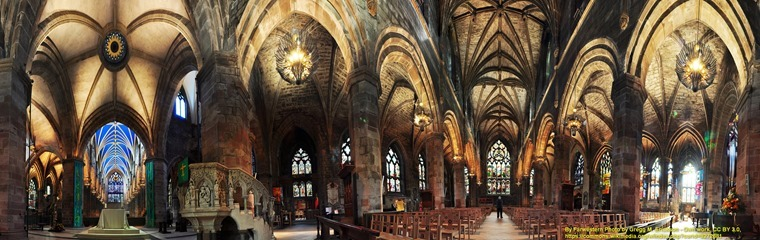 St_Giles_Cathedral_Interior,_Edinburgh,_360°_Panorama