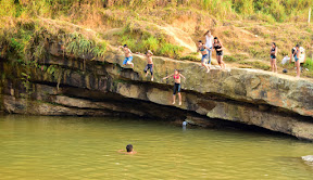 Pescaderito, Curití