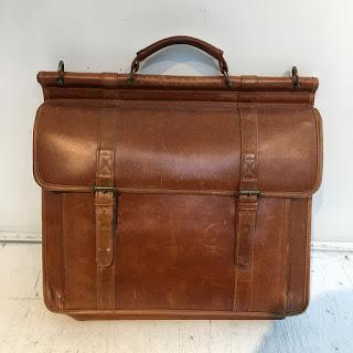 Wilsons Private Label Vintage Briefcase