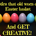 Creative Easter Baskets for the Entire Family