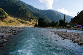 River Kunhar, Kaghan Valley