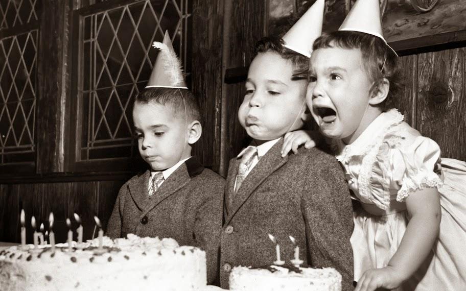 день рождения блога