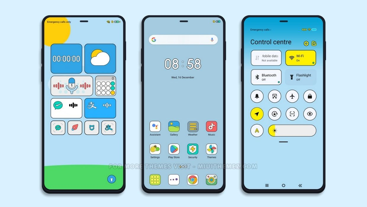 The Wind MIUI Theme
