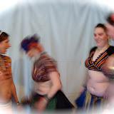 Asafa after student salon at Celebration Belly Dance & Yoga Studio - 4/11/2010