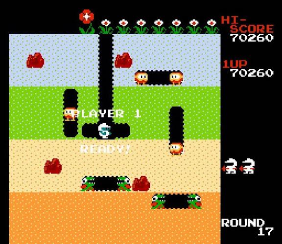 Điểm mặt những trò chơi điện tử 4 nút huyền thoại 52