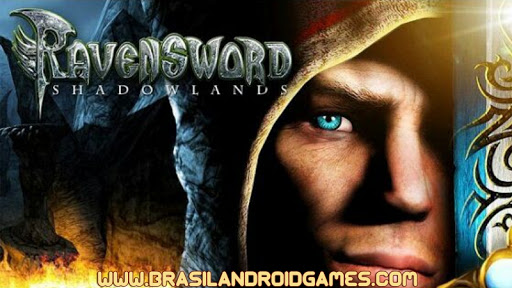 Ravensword: Shadowlands Imagem do Jogo