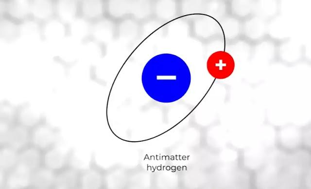 gravitational behavior of antimatter