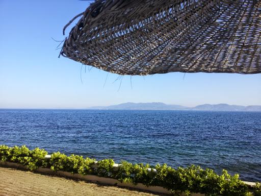 The Aegean Sea, from Hotel Kismet, Kusadasi